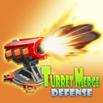 Turret Merge Defense MOD Unlimited Money 1.07