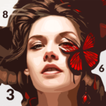 Color Palette – Oil Painting Color by Number MOD Unlimited Money 4.4.7