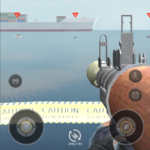 Defense Ops on the Ocean Fighting Pirates MOD Unlimited Money 1.9