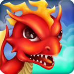 Dragon Paradise City Breeding War Game MOD Unlimited Money 1.3.25