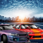 Drift Driver car drifting games in the city MOD Unlimited Money 13