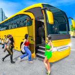 Modern Bus Drive Simulator – Bus Games 2021 MOD Unlimited Money 1.22