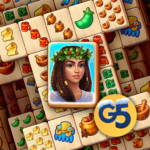 Pyramid of Mahjong A tile matching city puzzle MOD Unlimited Money 1.7.700