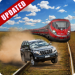Train vs Prado Racing 3D Advance Racing Revival MOD Unlimited Money 1.0