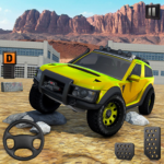 Offroad 4×4 Car Parking Car Driving Games 2021 MOD Unlimited Money 1.1.9