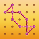 Toffee Line Puzzle Game. Free Rope Shapes Game MOD Unlimited Money 1.12.3