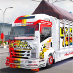 Truck Simulator Indonesia Livery Bussid MOD Unlimited Money
