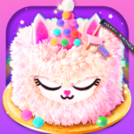 Unicorn Chef Baking Cooking Games for Girls MOD Unlimited Money 2.0