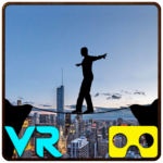 VR City View Rope Crossing – VR Box App MOD Unlimited Money