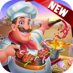 Burger Cooking Simulator chef cook game MOD Unlimited Money