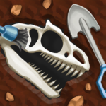 Dino Quest: Dig & Discover Dinosaur Game Fossils (MOD, Unlimited Money) 1.8.8