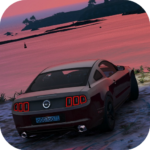 Drive Ford Mustang City Parking MOD Unlimited Money