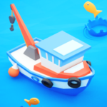 Fish idle hooked tycoon. Fishing boat hooking MOD Unlimited Money