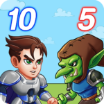 Hero Tower Wars – Math Puzzle MOD Unlimited Money