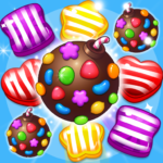 My Jelly Bear Story New candy puzzle MOD Unlimited Money