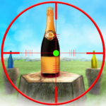 Real Bottle Shooting MOD Unlimited Money