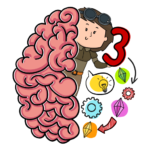 Brain Test 3: Tricky Quests & Adventures (MOD, Unlimited Money) 0.34