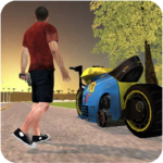 Car Theft of the Future MOD Unlimited Money