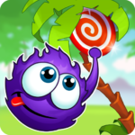 Catch the Candy Red Holiday game Lollipop Puzzle MOD Unlimited Money
