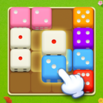 Greedy Dice – Dom Merge Puzzle Games MOD Unlimited Money