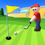 Idle Golf Club Manager Tycoon MOD Unlimited Money