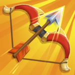Magic Archer Hero hunt for gold and glory MOD Unlimited Money