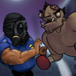 Police Vs Zombies MOD Unlimited Money