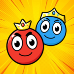 Red and Blue Ball The Forest MOD Unlimited Money