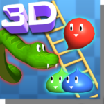 Snakes and Ladders Slime – 3D Battle MOD Unlimited Money