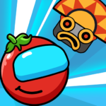 Red Bounce Ball Heroes MOD Unlimited Money