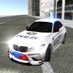 American M5 Police Car Game Police Games 2021 MOD Unlimited Money