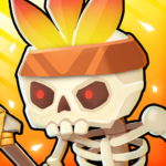 Cave Shooter-Instant Shooting MOD Unlimited Money