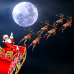 Christmas Flying Santa Gift Delivery MOD Unlimited Money