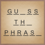 English Guess The Phrase (MOD, Unlimited Money) 1.53