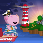 Hippo Adventures Grandfathers Lighthouse MOD Unlimited Money
