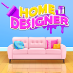 Home Design Dream House Games for Girls MOD Unlimited Money