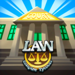 Law Empire Tycoon – Idle Game Justice Simulator MOD Unlimited Money