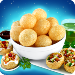 Panipuri Maker Indian Cooking Game MOD Unlimited Money