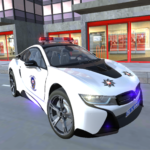 Real i8 Police Car Game Car Games 2021 MOD Unlimited Money