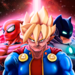 Superheroes League – Free fighting games MOD Unlimited Money