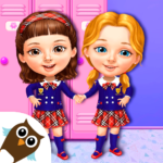 Sweet Baby Girl Cleanup 6 – School Cleaning Game MOD Unlimited Money
