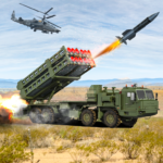 US Army Rocket Missile Games MOD Unlimited Money