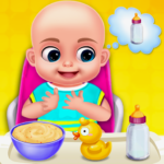 Sweet Baby Care&Dress up Games (MOD, Unlimited Money) 1.11